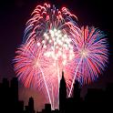 City Fireworks Live Wallpaper apk