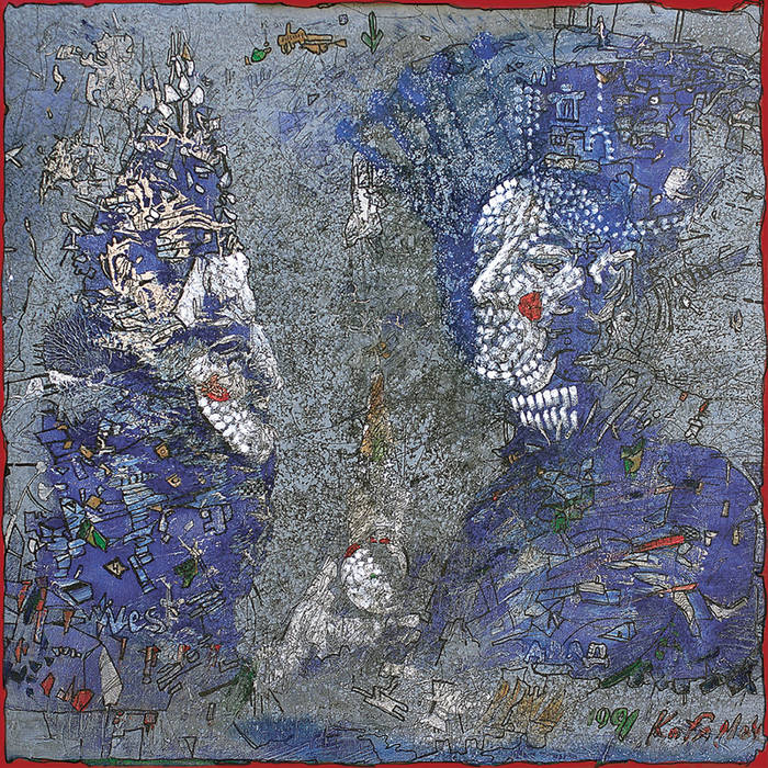 """""""Catch For Us The Foxes"""" album cover by mewithoutYou"""