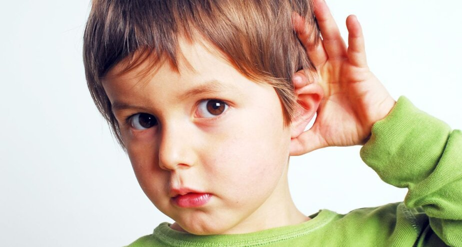 Ребенок плохо слышит - блог медицинского центра ОН Клиник