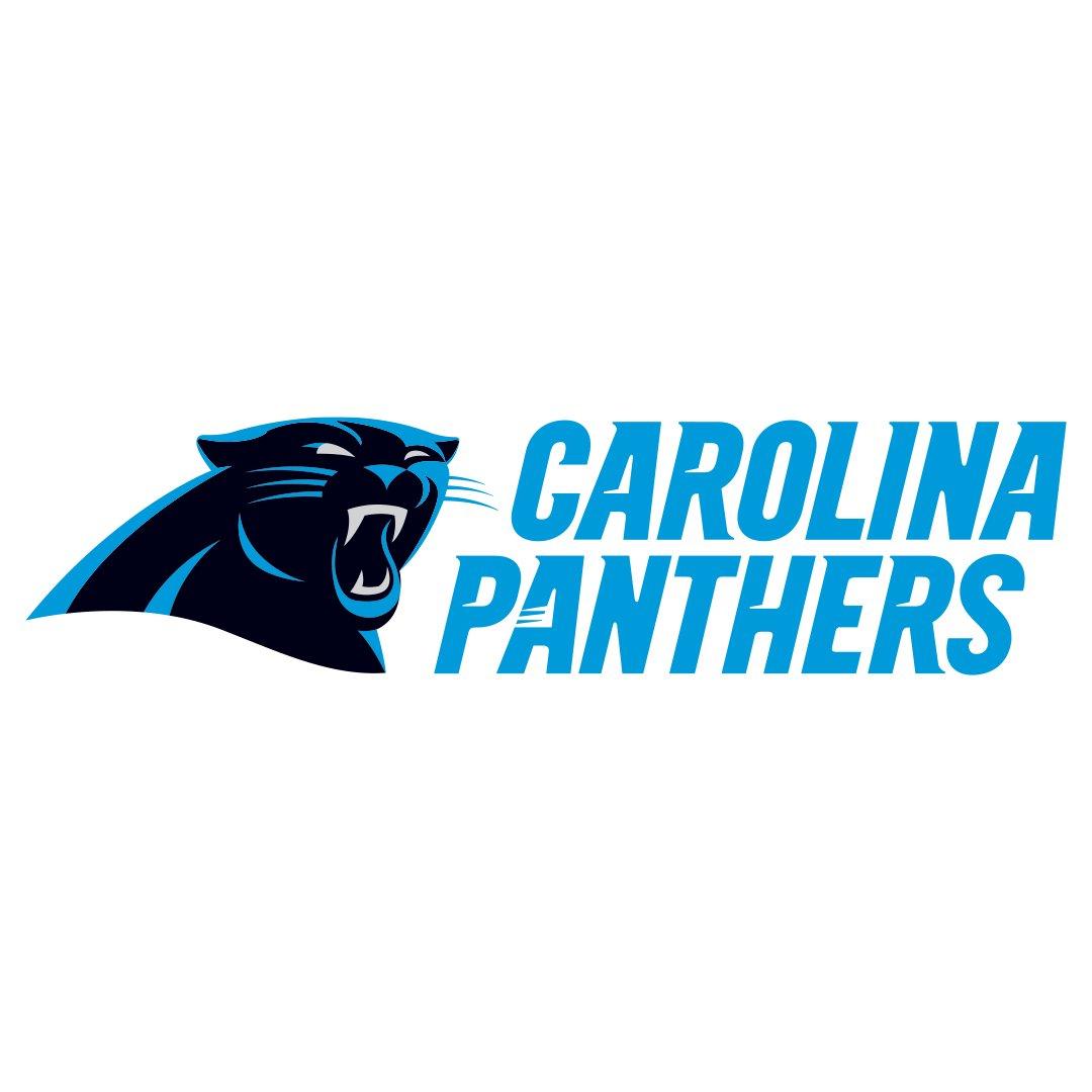 Những con báo đen trên huy hiệu của đội Carolina Panthers thật ấn tượng