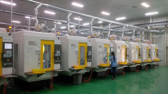 Ninol cung cấp giá máy móc, thiết bị công nghiệp cạnh tranh