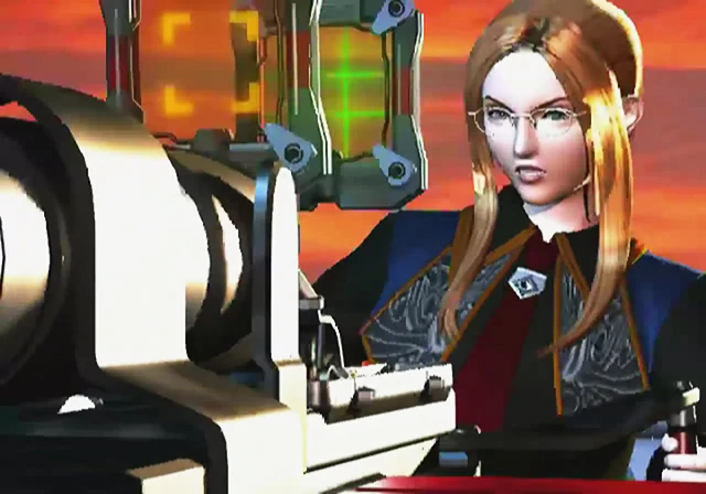 Final Fantasy VIII is not a top PS1 RPG - Quistis with a cannon