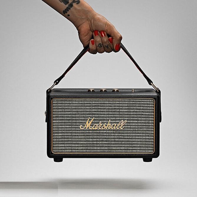 Review đánh giá loa Marshall Kilburn 2 - thiết bị âm thanh của thời đại 2