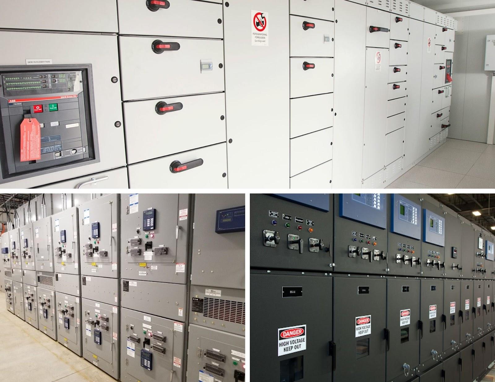 Phân loại tủ điện ATS