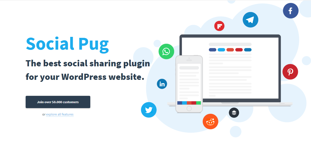 The Best WordPress Social Sharing Plugin