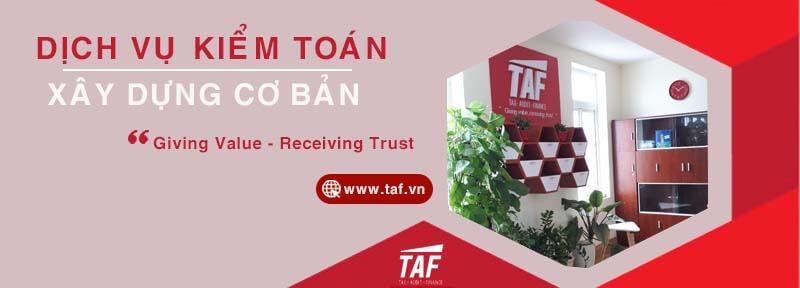 Mọi người hãy đến với công ty TAF để được hỗ trợ