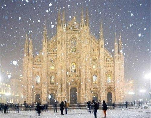 Châu Âu lộng lẫy mùa giáng sinh về - 2