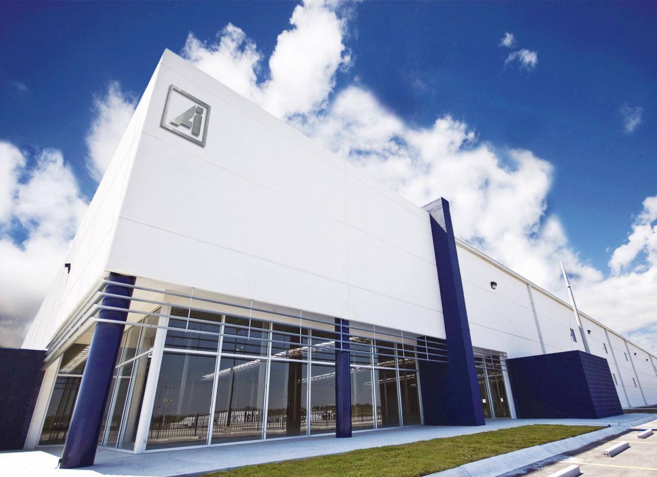 American Industries, parques industriales, México