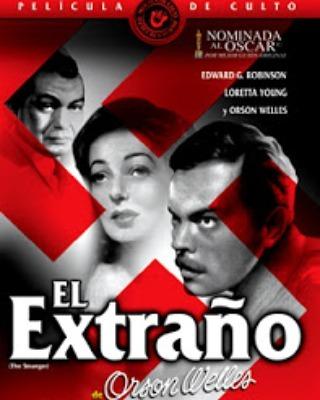 El extraño (1946, Orson Welles)