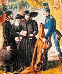 Русские евреи в 1812 году