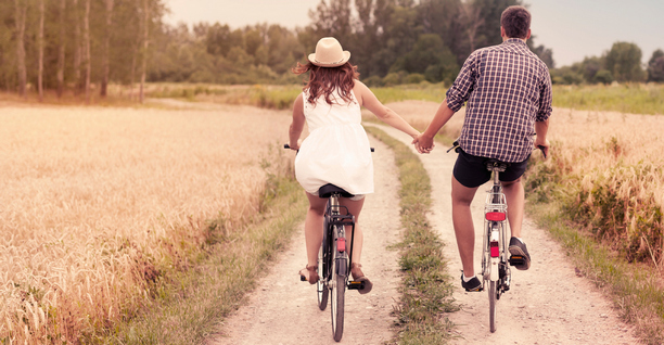 If you and your partner are both into sports, then Go and Catch the bicycles to take a ride on 14th February