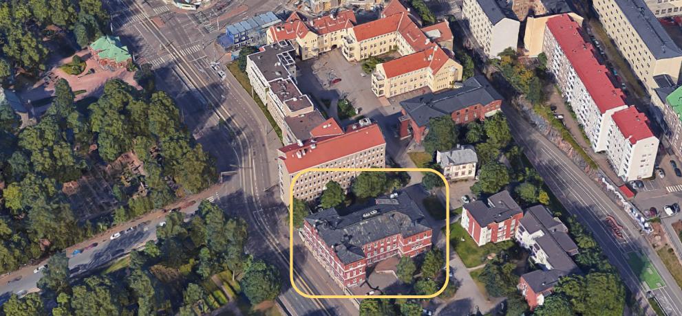 Games Factory is located at Lapinlahdenkatu 16, 00101 Helsinki