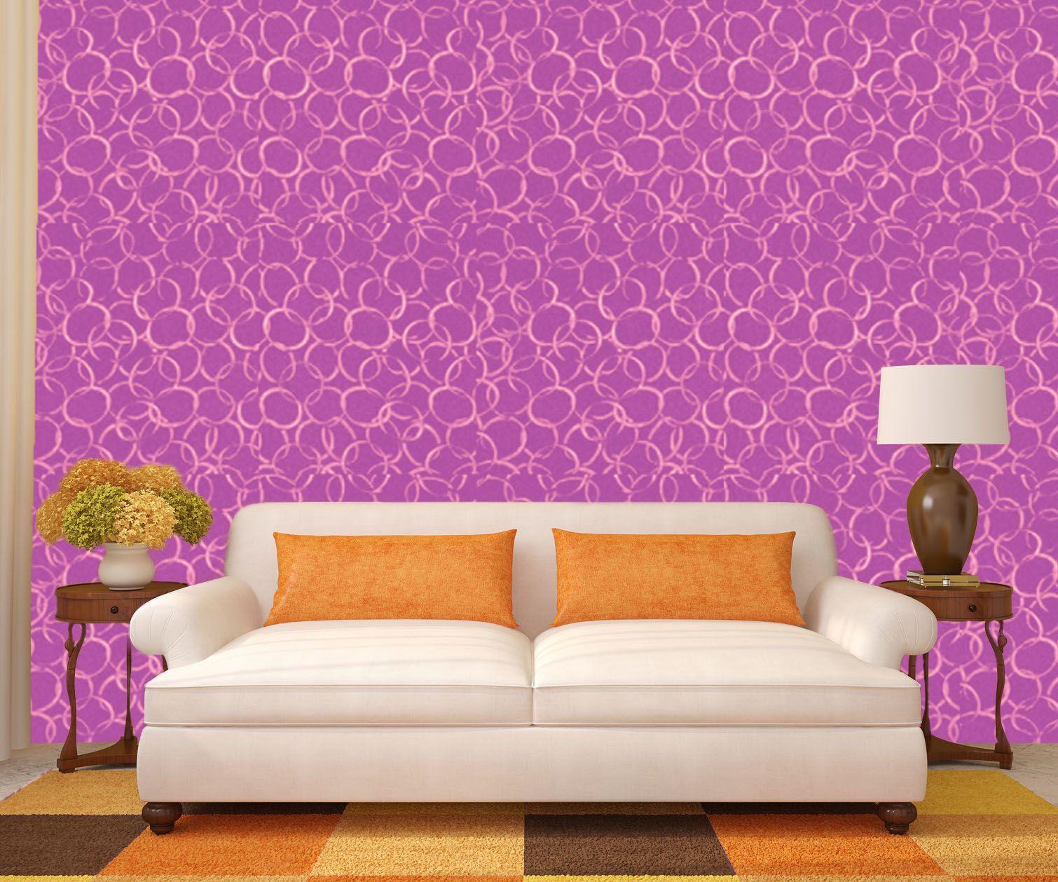 Fizz Texture Painting