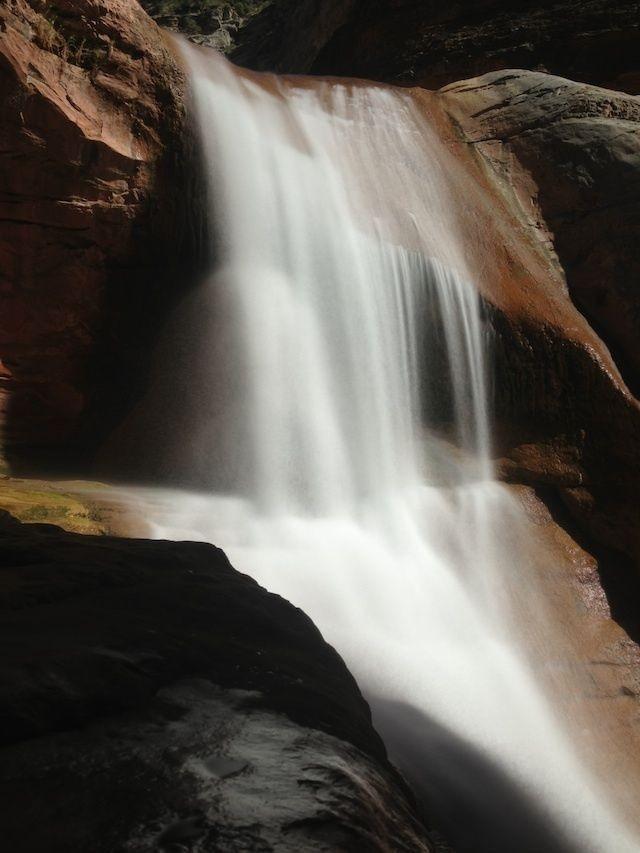 حرکت آب در عکاسی
