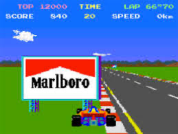 Marlboro Product Placement In Video Games Example