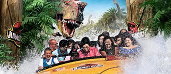 Jurassic Singapore Tour
