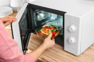 Using the Office Microwave
