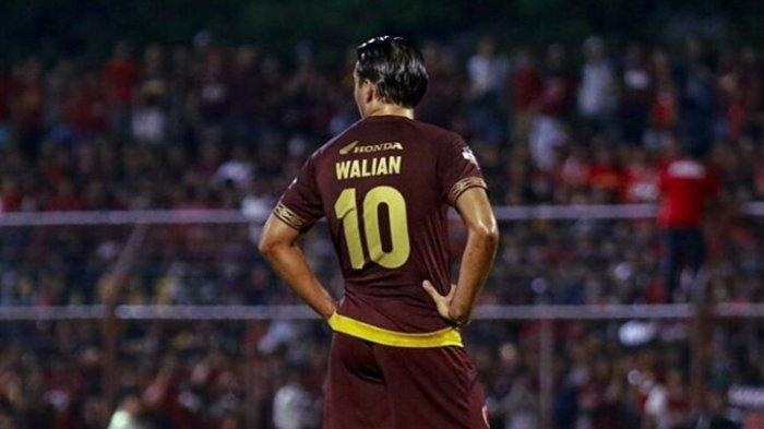 Ezra Walian at PSM Makassar