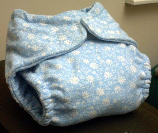 Free Baby Projects Sew A Fitted Cloth Diaper