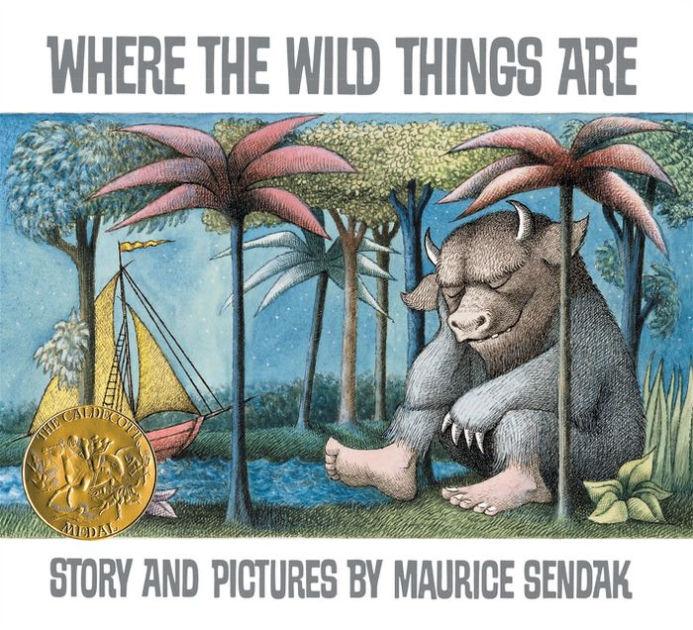 Maurice Sendak Famous Illustrator