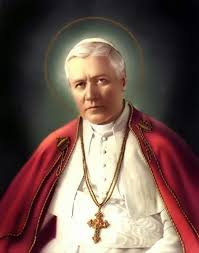 Father Julian's Blog: Pope St Pius X