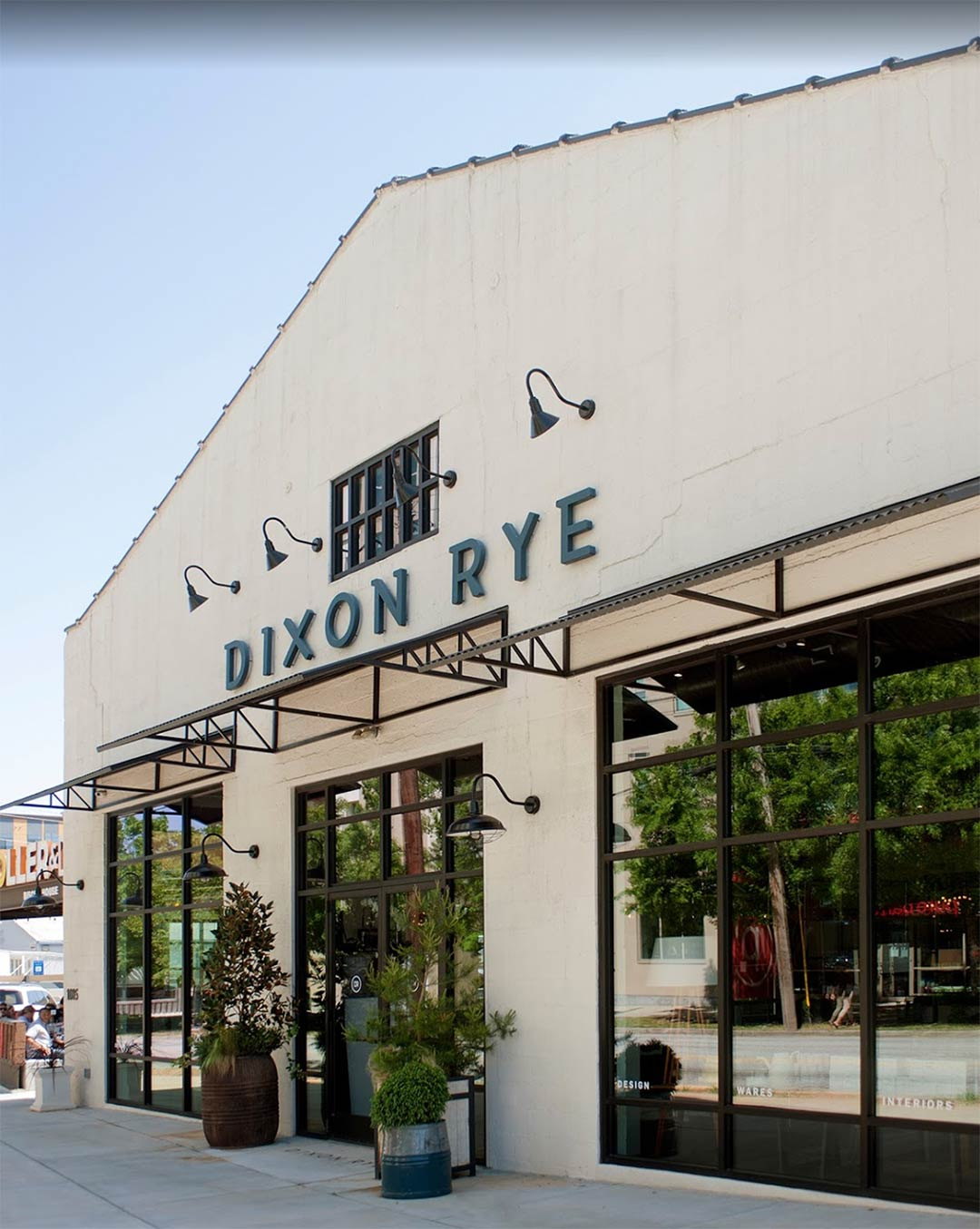 Favorite home shops in ATL, Dixon Rye