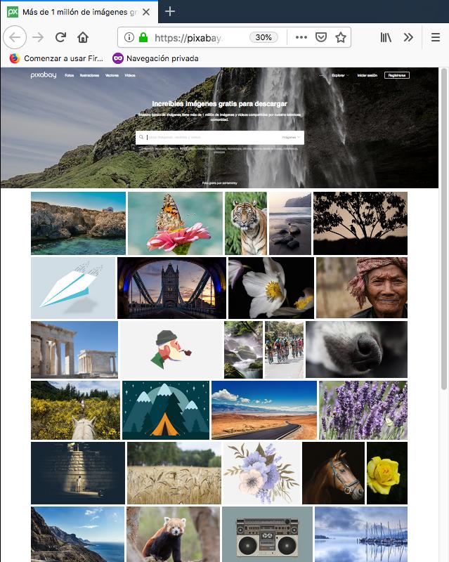 bancos de videos gratuitos pixabay