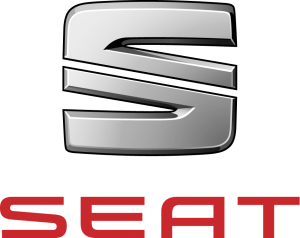Android Auto Compatible car featuring Seat Logo
