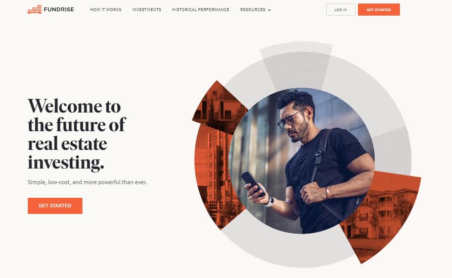Fundrise- Washington-based real estate crowdfunding platform