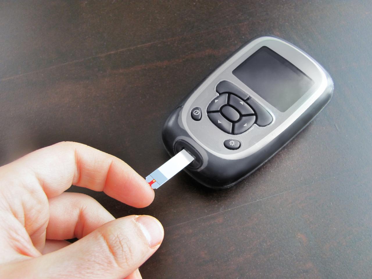 Gestational diabetes home test range