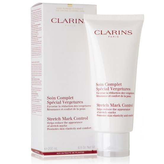 5. Clarins Stretch Mark Control