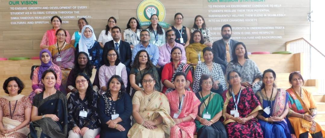 Cambridge Pune Community Meet -  21st Sept'19, Saturday