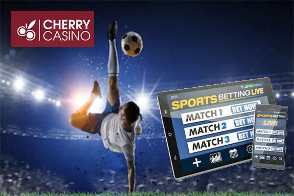 cherry casino sports bet
