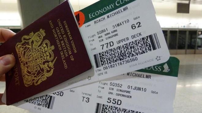 Làm Visa Anh Ở HCM - Dịch Vụ Làm Visa Đi Anh Trọn Gói