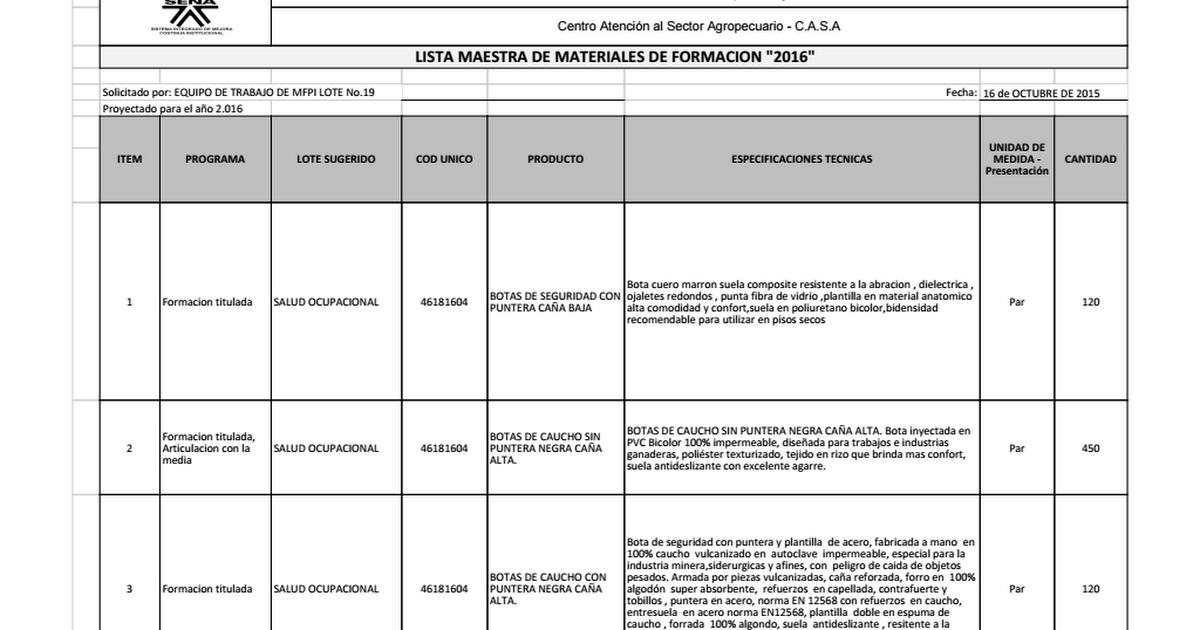 19_Listado_Maestro_Salud_Ocupacional_v01.xlsx - Google Sheets