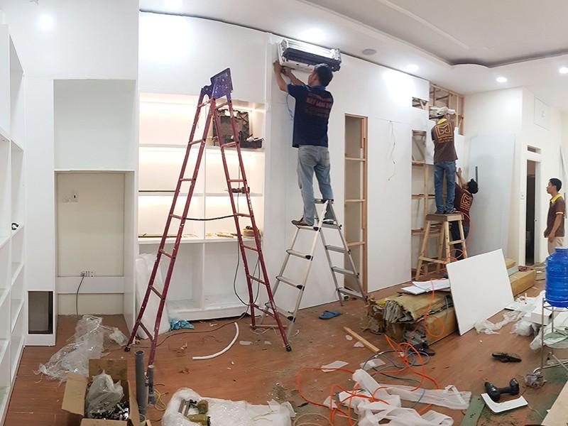 Trường tuyển luôn lên được những phương án khắc phục sửa chữa nhà tốt nhất