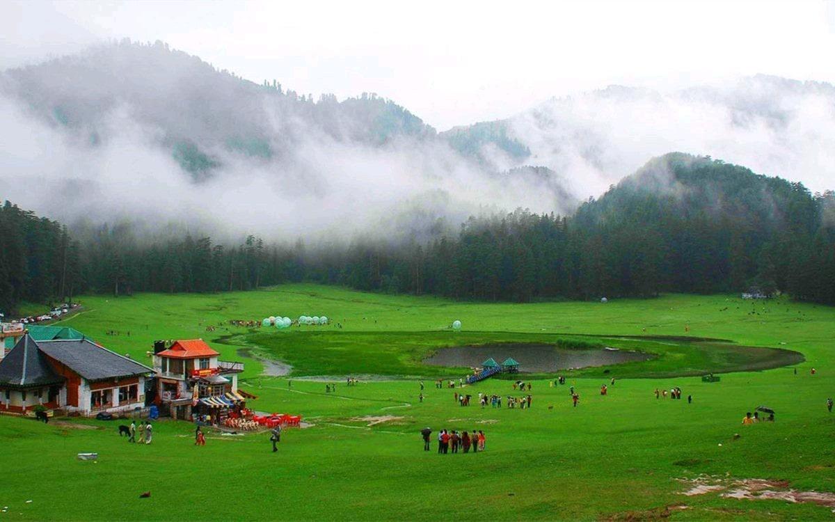 Camping In Khajjiar-trvldy.com