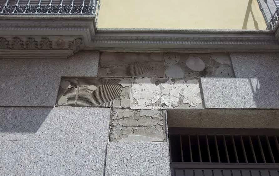 Fachada Calle Botica