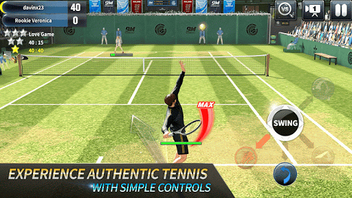 Ultimate Tennis- screenshot thumbnail