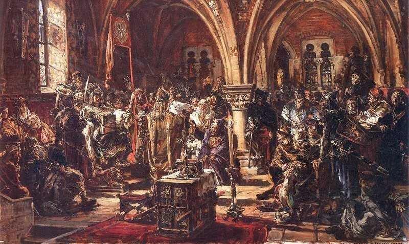 Підписання Кревської унії - фото 56991