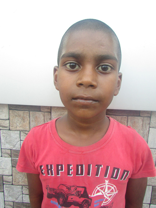 Orphans of India