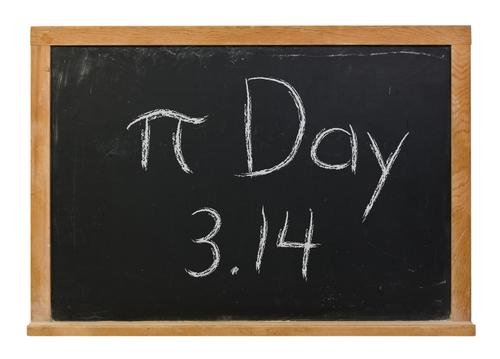 a chalk board that says,