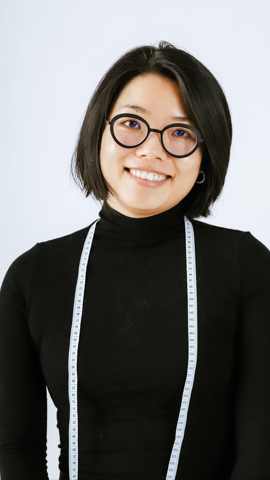 Xi Chen - founder and creative director of sonderlier headshot