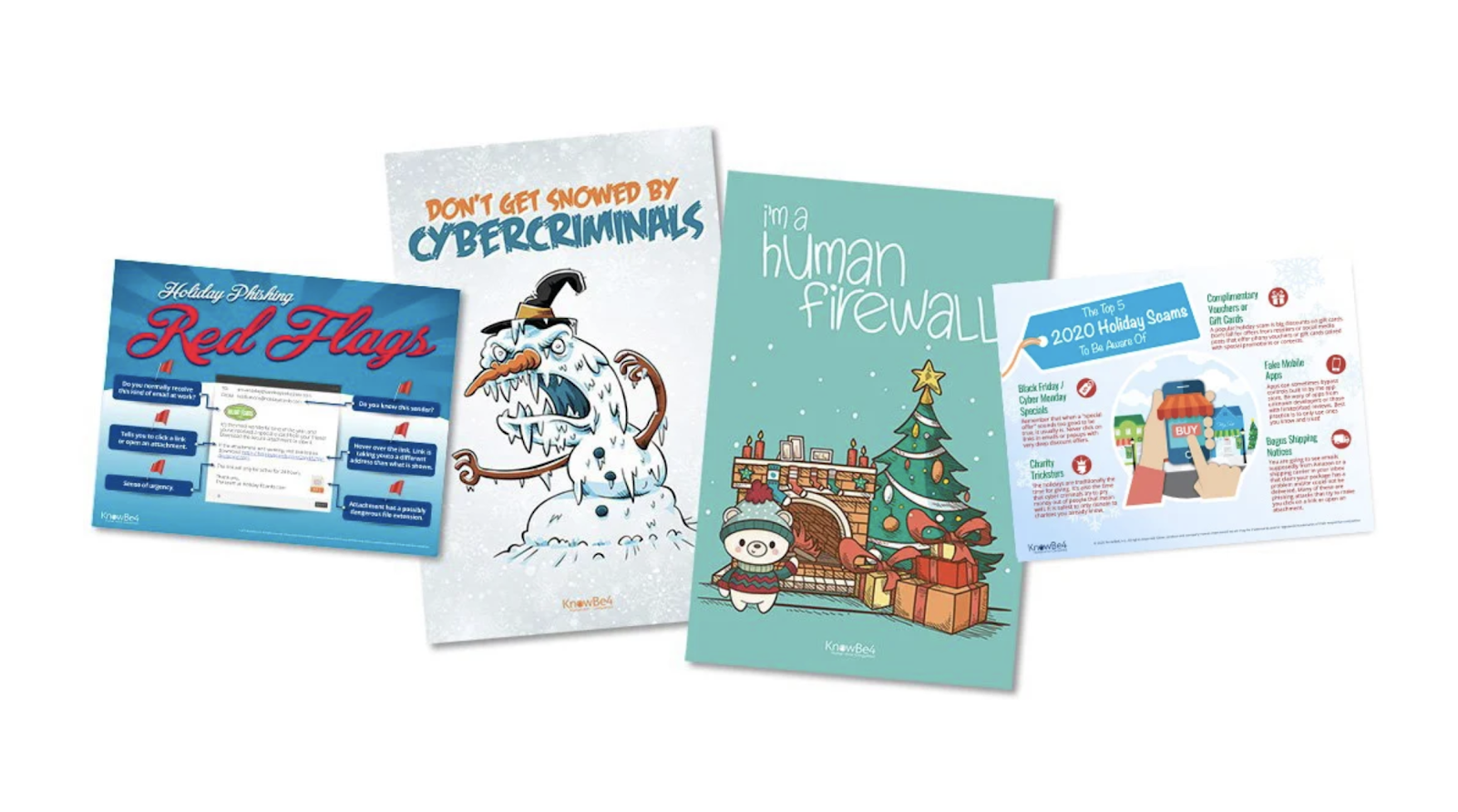 Holiday Kit 2020 KnowBe4