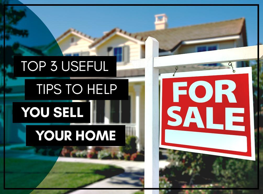 Help You Sell Your Home