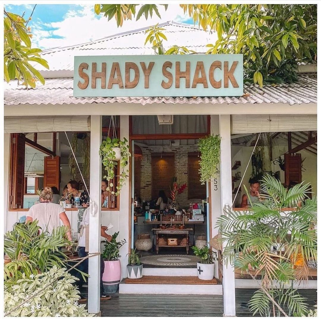 Shady Shack is one of the things to do in Bali