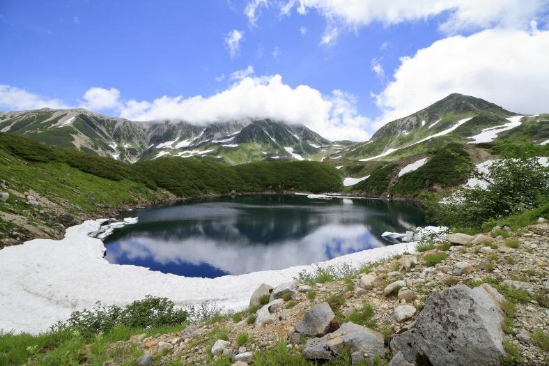 Mountain Tateyama 昇龍道景點立山黑部