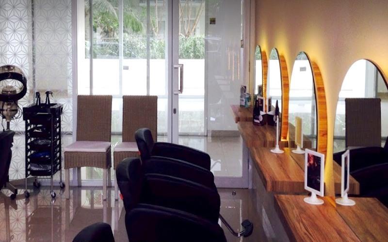 view of  Sparkle Salon