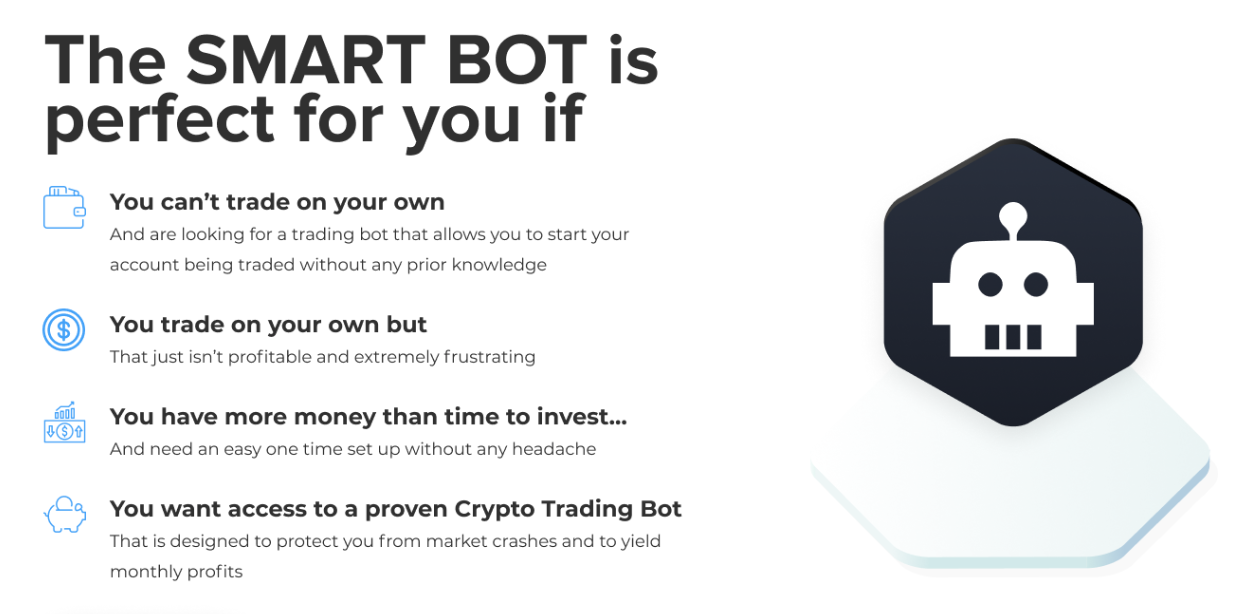 SMART BOT 35% SALE! (Ends Aug 3rd) Stop losing NOW! 15
