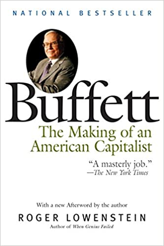 Buffett: The Making of an American Capitalist - Best Investment Books For Beginners